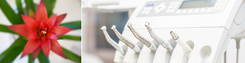 Banner: Behandlungen | Zahnpraxis Zingg)